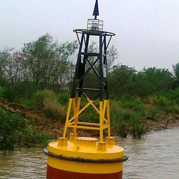 Đèn VIJALight Model: VIJA-370 lắp tại luồng nhà máy nhiệt điện