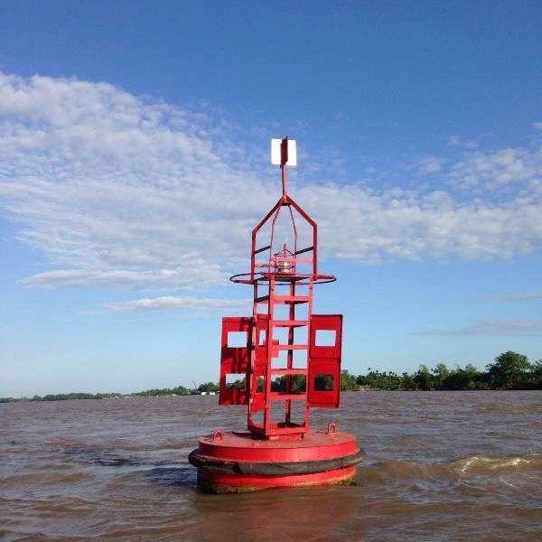 Đèn VIJALight Model: VIJA-218 lắp đặt ở Sông Tiền